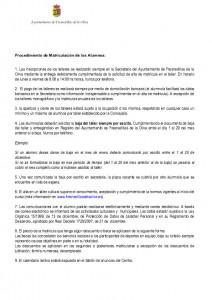 DEPORTES curso 2015-16 ficha de alta matricula 2