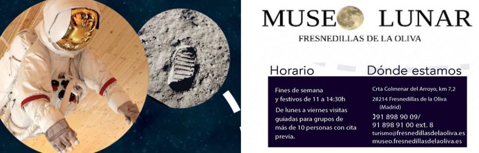 Visita nuestro Museo Lunar